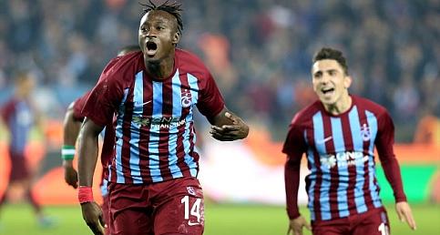 Trabzonspor Antalyaspor maçından özel fotoğraflar