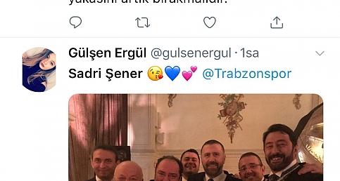 Ne Cimbom ne Fener, Ulu Önder Sadri Şener