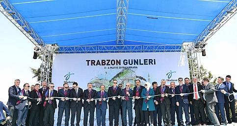 Ankara'daki Trabzon günlerinden renkli kareler