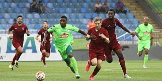 Çaykur Rizespor - Trabzonspor Maçından Kareler