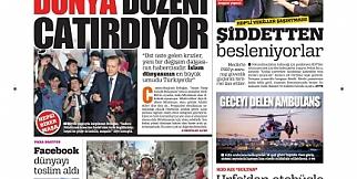 Gazete manşetleri (29 Nisan 2016)