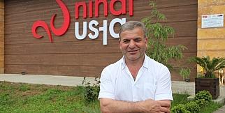 Nihat Usta Salacık'ta dev köfte salonunu hizmete açtı