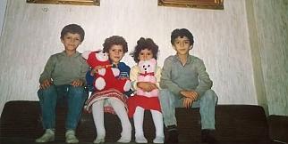 Tayyip Erdoğan'ın çocuklarının bu fotoğraflarını hiç görmediniz!