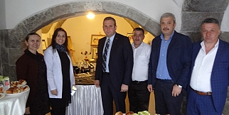 Trabzon Takı Tasarımı Kursu Sertifika Töreni Alacahan