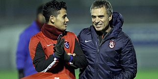 Yanal'lı Trabzonspor'da yüzler gülüyor...