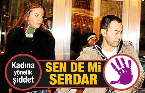 SERDAR'DAN SEVGİLİSİNE TOKAT - Magazin - Trabzon | haber