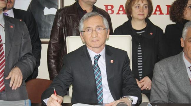 CHP Trabzon İl Başkanı Güngör'den sert açıklamalar
