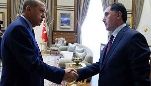 Malkoç Cumhurbaşkanına çıktı