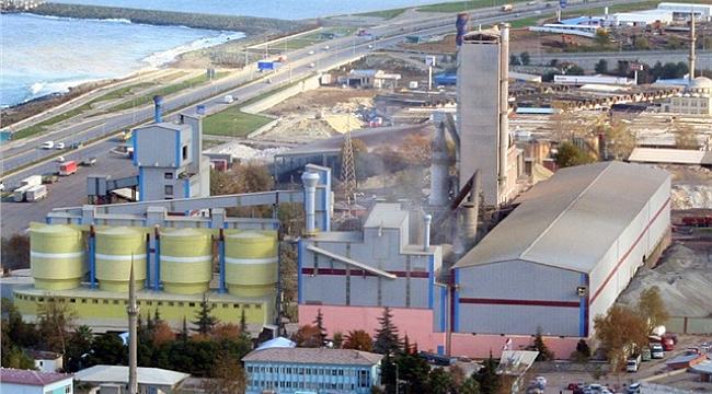 Trabzon'da Çimento fabrikası mahkemelik mi oluyor?
