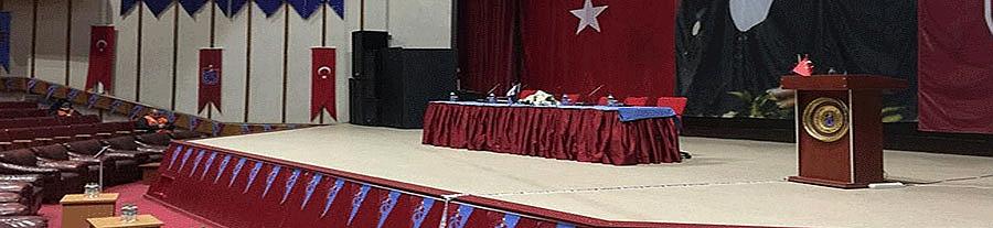 Trabzonspor mali kongrede...