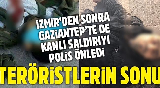 Gaziantep'te canlı bombalar imha edildi