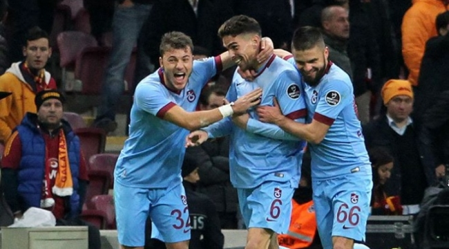 Trabzonspor, Carl Medjani'yi KAP'a bildirdi