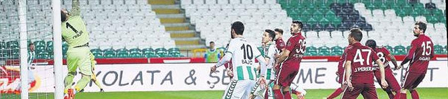 6 kurtarış Onur'dan, gol cevabı Rodallega'dan