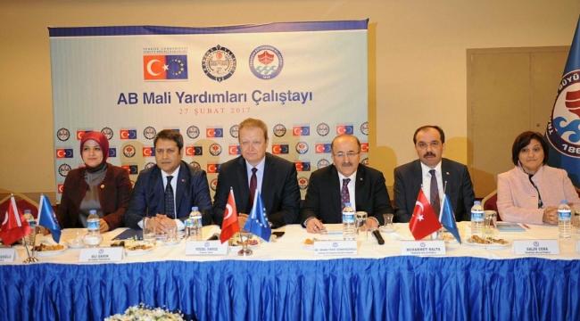 Avrupa'dan Trabzon'a 72 milyon Avro