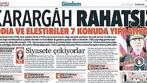 Hürriyet'e soruşturma! Hande Fırat ifadeye çağrıldı