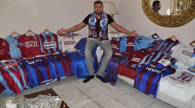 İşte Trabzonspor aşkı bu!