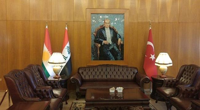 Kürdistan bezi Türkiye'de göndere çekildi mi?