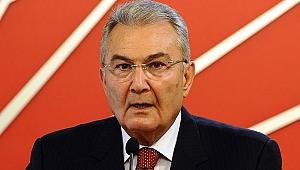 Deniz Baykal'dan Mustafa Elitaş'a yalanlama
