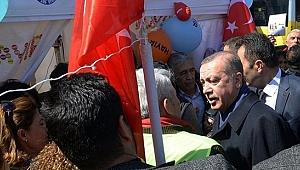 Erdoğan'la