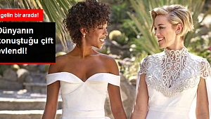 Samira Wiley ve Lauren Morelli evlendi