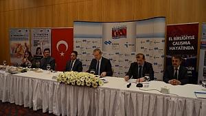 Trabzonda istihdam fuarı başladı
