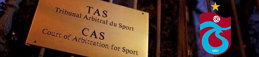 Trabzonspor'dan CAS'ın kararına ilişkin açıklama