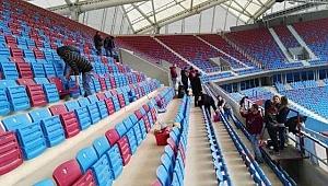Trabzonspor Taraftarından Örnek Davranış