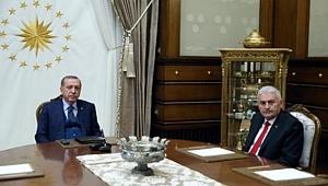Binali Yıldırım Erdoğan'a istifasını sundu iddiası