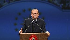 Erdoğan: Üniversiteye giriş sistemi de değişiyor