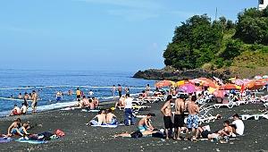 Trabzon'da denize girilebilen yerler açıklandı