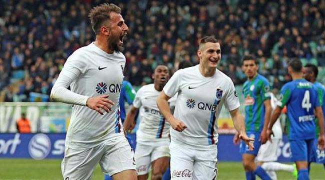Zeki Yavru Trabzonspor'da