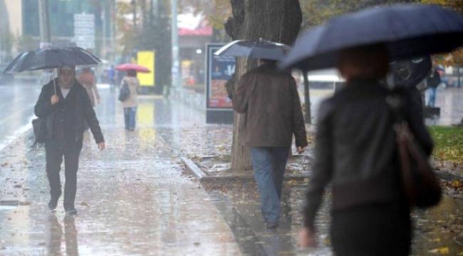 Dikkat Trabzon ve çevresinde çok kuvvetli yağış