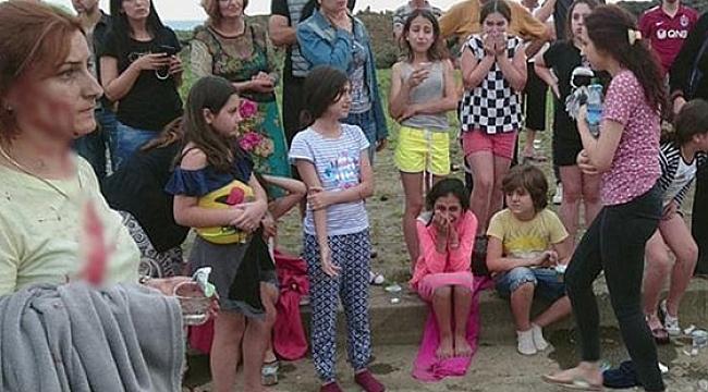 Giresun'da çocukları taşıyan otobüs kaza yaptı: 38 yaralı