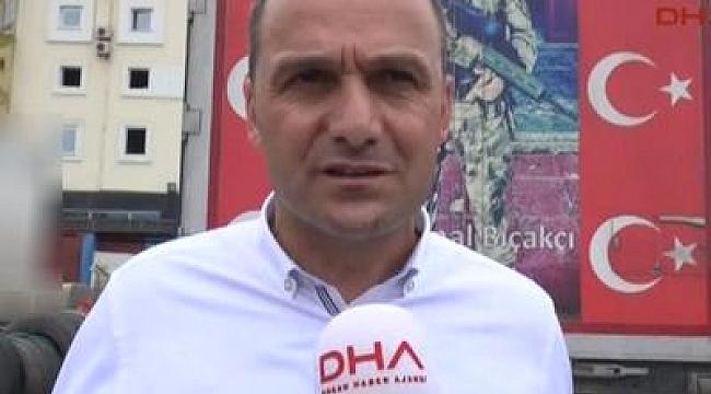 Trabzonlu işadamı teröristlerin saldırısına uğradı
