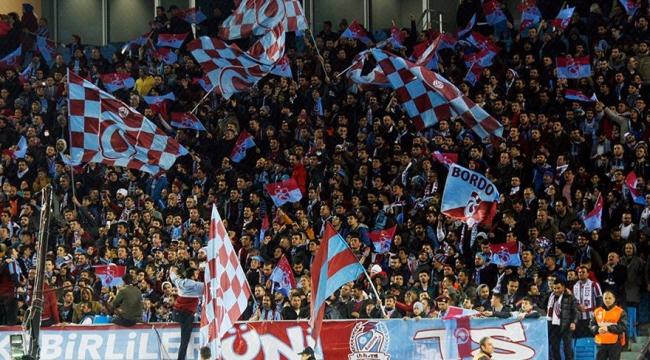 Trabzonspor taraftarının çağrısı Türkiye'de olay oldu