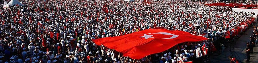 Türkiye'nin adalet arayışı dünyanın gündeminde