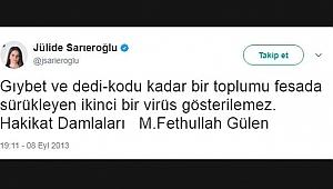 Yeni bakanın FETO ve Tayyip istifa twiti çıktı
