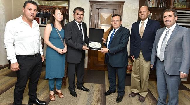 Yunan işadamlarından Trabzon ziyareti