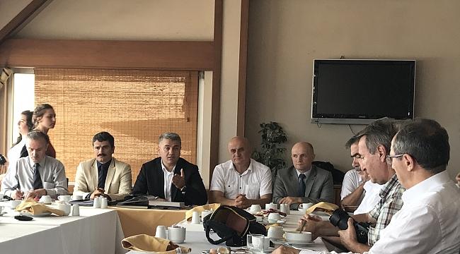 Canbey: Trabzon basını 15 Temmuz'da dik durdu