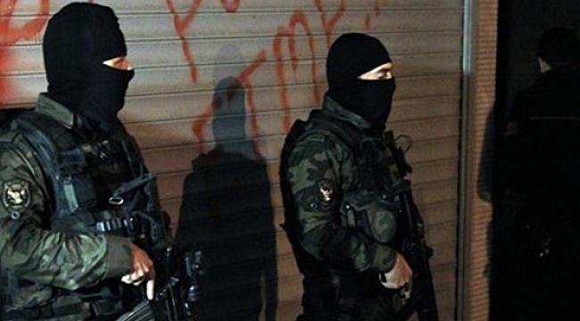 İstanbul'un 11 ilçesinde PKK operasyonu