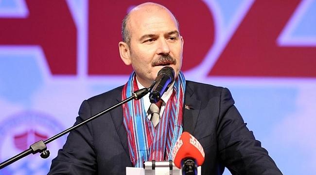 Soylu'dan Kocaeli Trabzon günlerinde önemli mesajlar