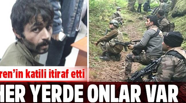PKK, Karadeniz'de köşeye sıkıştı