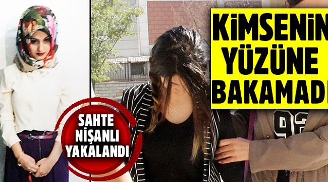 Sahte nişanlı İlknur Şanlıurfa'da yakalandı