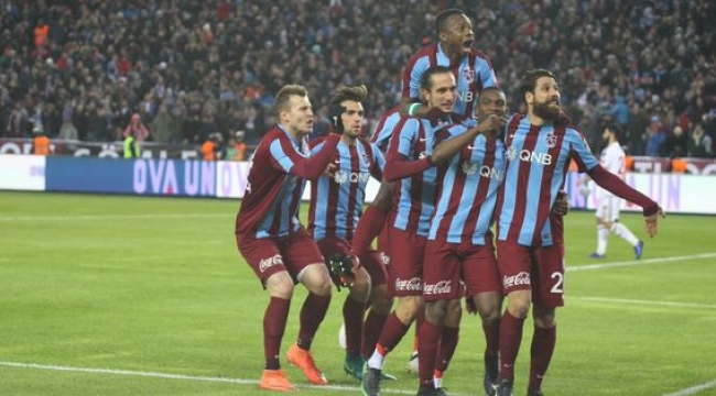 Trabzonspor'da günün gelişmeleri