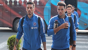 Trabzonspor kafilesi, Malatya'ya eksik gitti