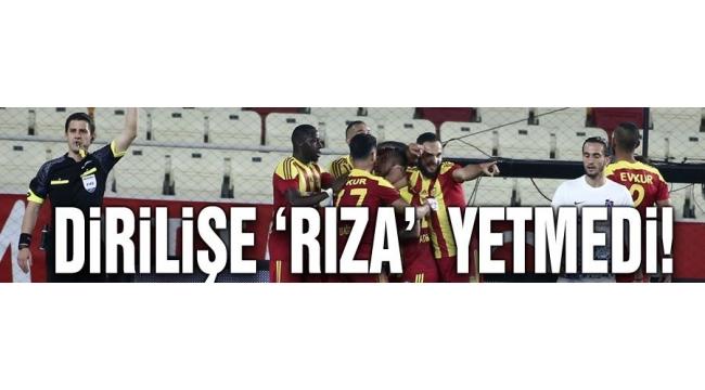 Trabzonspor son 14 maçta 2 galibiyet aldı