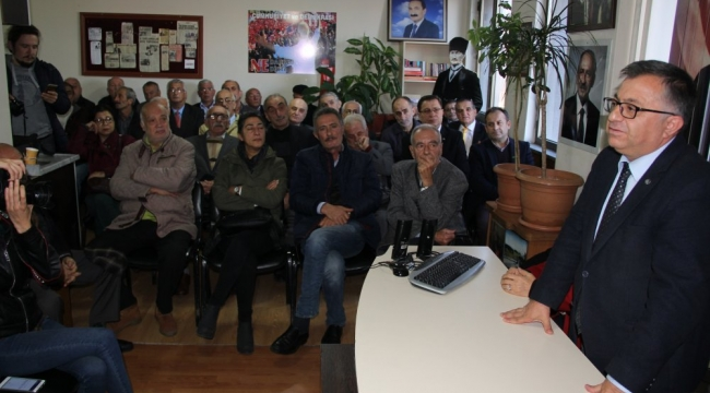CHP'nin Trabzon ilçe başkanları belli oldu