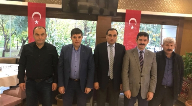 Hizmet İş Trabzon Şubesi Yönetimi Belirlendi