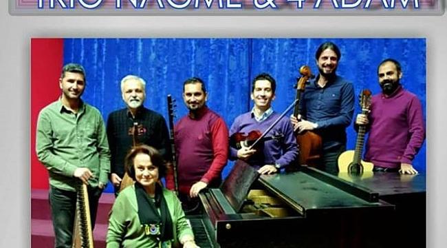 Müzikle buluşan öğretmenlerden Türk Müziği Konseri
