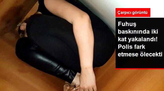 Trabzon'daki fuhuş baskınında ölmek üzereyken bulundu